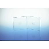 CD Slimcase 5.2mm - unzerbrechlich - für 1 Disc - transparent ultraklar