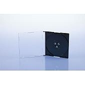 CD Slimcase für 8cm CD - 5.2mm - schwarz