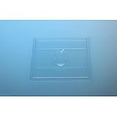 SD Digitray für 1 SD-Karte - transparent - kartoniert