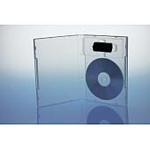Einlage / Tiefziehtray für CD und USB Stick 77x25x12,5 mm