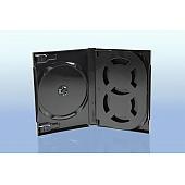 Scanavo Overlap DVD Box 5One - 21mm  - grau