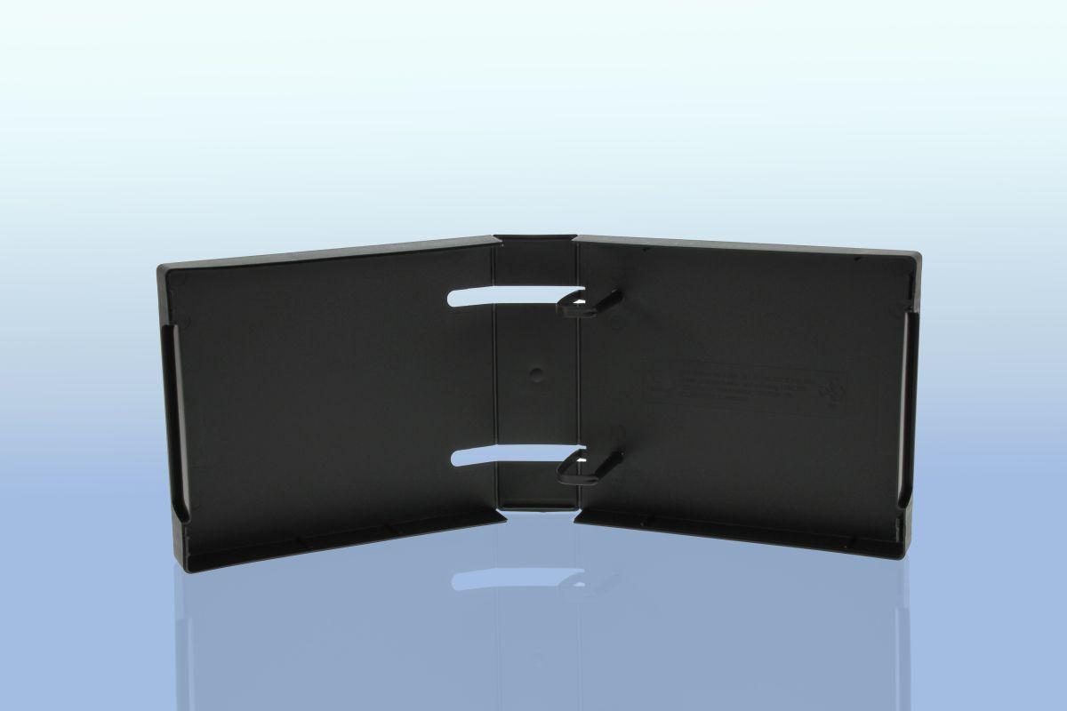 Unikeep Box - bis zu 20 Discs - schwarz