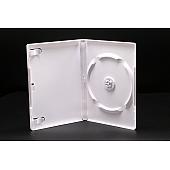 DVD Box für Nintendo WII - 14mm - weiß - kartoniert
