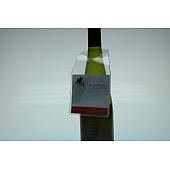 Flaschenhalsanhänger für 8cm CD-Stecktasche - 200my