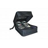 Zipperwallet / CD Tasche für 504 Discs  - MPI