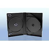 Scanavo Overlap DVD Box 6One - 21mm  - grau