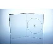 Scanavo DVD Box - Slimline - 7mm -  transparent