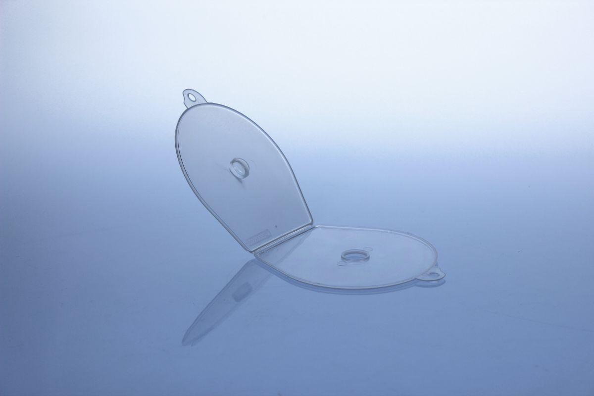Shellbox / Muschelbox für  8cm mini  Disc