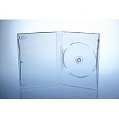Scanavo DVD Box OneXtra - 21mm - transpa rent - bulkware