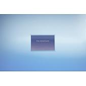 Klarsichttasche für CD-Visitenkarte  85x58 mm - trennahtgeschweißt