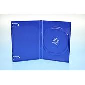 DVD Box - 14mm -  blau-lila - PS2 - bulk