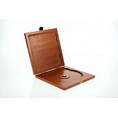 Holzbox / Wooden Media Box für