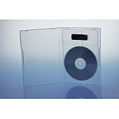 Einlage / Tiefziehtray für CD und USB Stick 58x19x11 mm