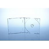 CD Slimcase für 8cm CD - 5.2mm - transparent