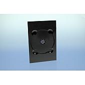 Digitray A5 für 1 Disc - schwarz -  kartoniert