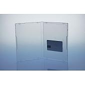 Einlage / Tiefziehtray für Karte 85x53 mm