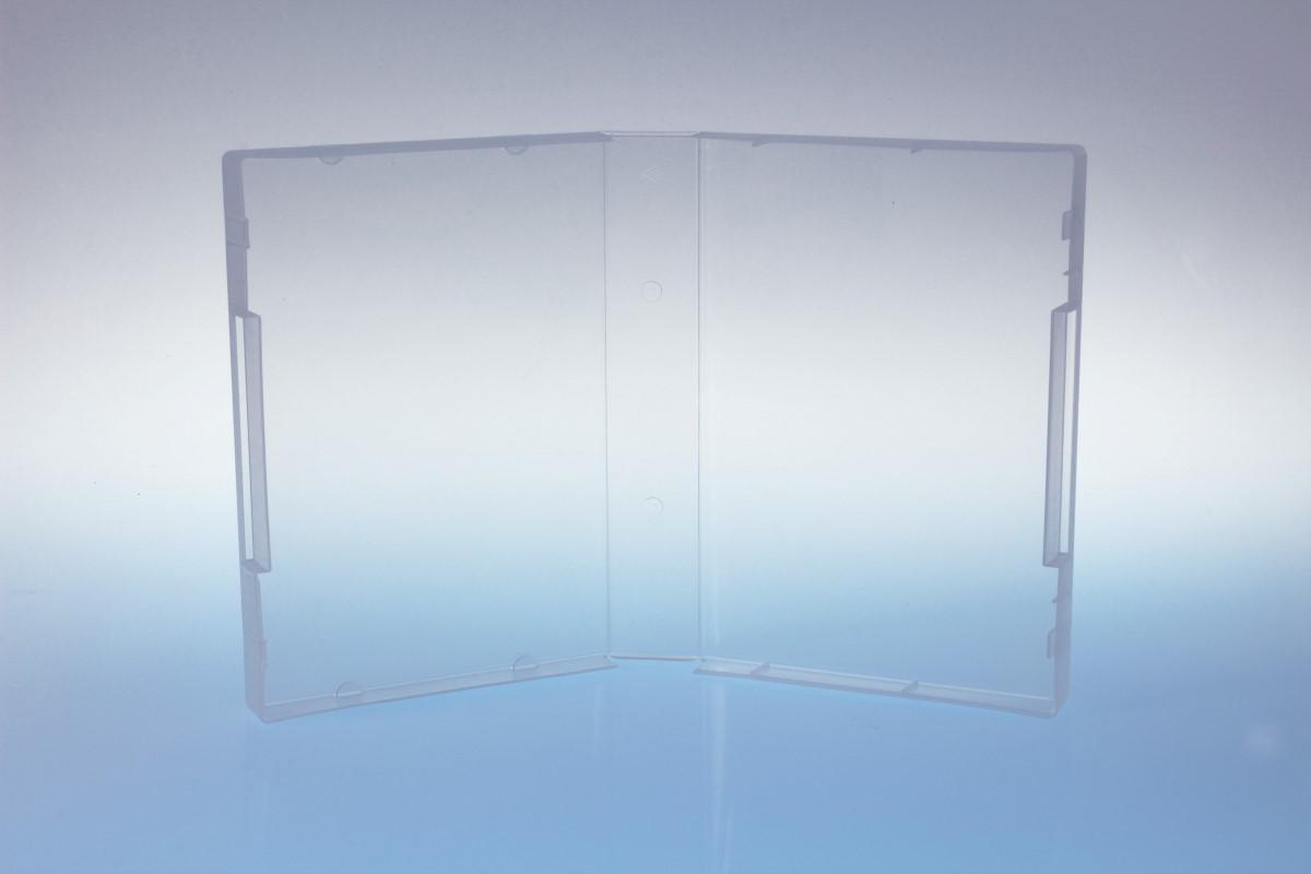 Multimediastoragebox - 35 mm - transparent