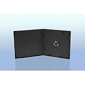 CD Slimcase 5.2mm - unzerbrechlich - für 1 Disc - schwarz
