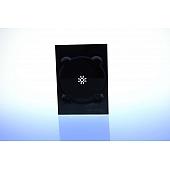 DVD Digitray für 1 Disc - schwarz  - kartoniert