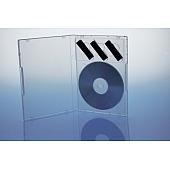 Einlage / Tiefziehtray für CD und 3x USB Stick