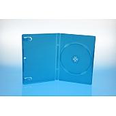 DVD Box - 14mm -  WII U blau - kartoniert