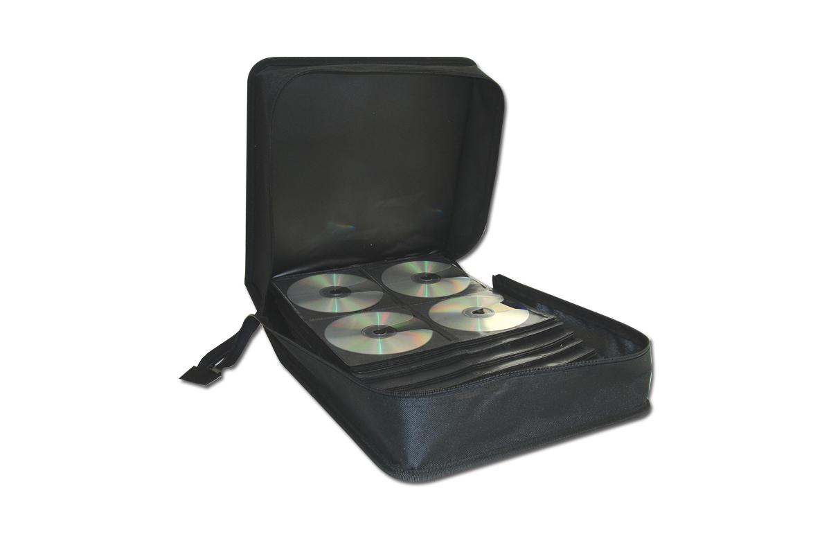 Zipperwallet / CD Tasche für 350 Discs  - MPI
