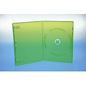 DVD Xbox360 grün  - 14mm - kartoniert