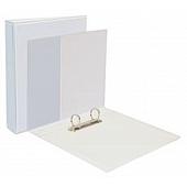 Ringbuch weiß in A4 Format - Füllhöhe 35 mm