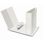 Ringbuch weiß in A5 Format - Füllhöhe 35 mm