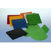 CD Geschenkverpackung - tannengrün - 145x130x10 mm