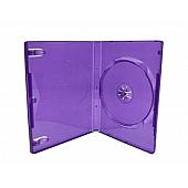 DVD Box - 14mm - lila- bulkware
