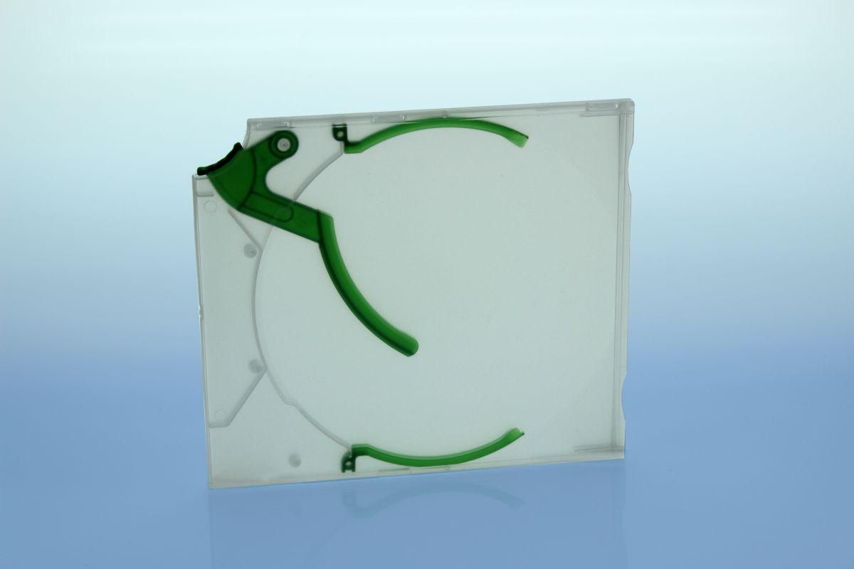 Ejector Case / Variopack / Kickout  Case - grün