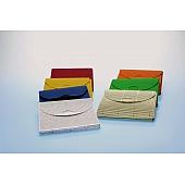 CD Geschenkverpackung - gelb - 144x125x10 mm