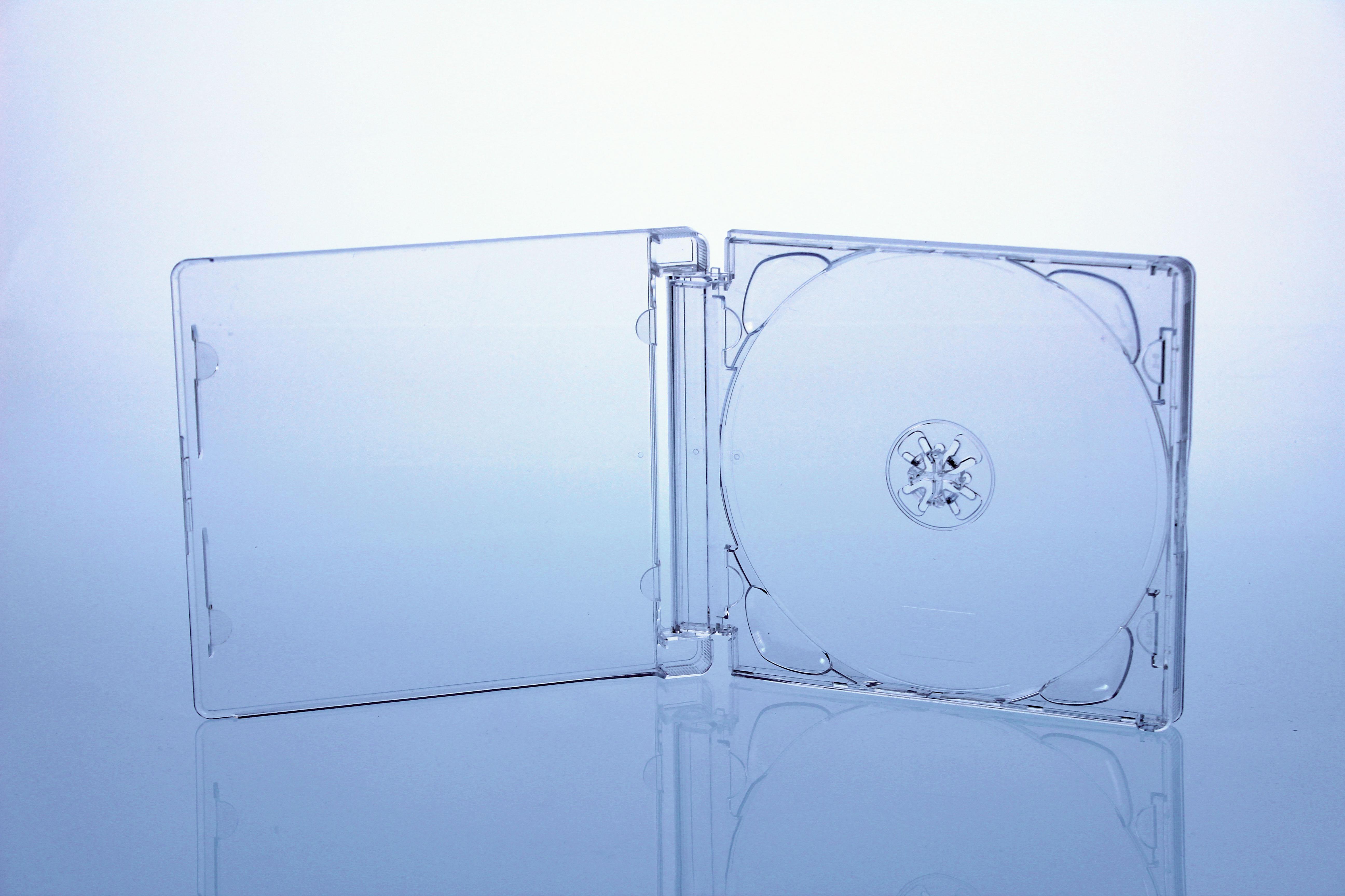 Superjewelbox Standard CD - Tray