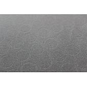 CD Clip / CD Schaumstoffclip für 1  Disc - selbstklebend - 16mm - grau