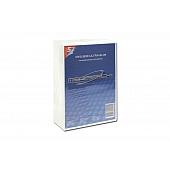 DVD Boxen Slimline -  10er Pack -  MPI - 7mm - transparent