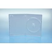 AMARAY DVD Ecolite Box - 14mm - weiß - kartoniert