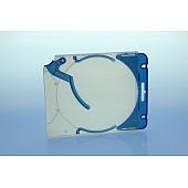 Abheftclip für CD Ejector Case - blau